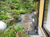 庭園の施工例①
